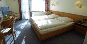 Komfortdoppelzimmer zur Einzelnutzung - Hotel Silbertanne