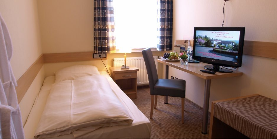 Einzelzimmer - Hotel Silbertanne