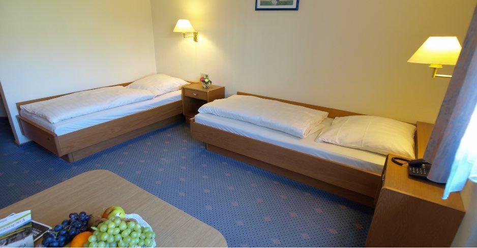 Zweibettzimmer - Hotel Silbertanne